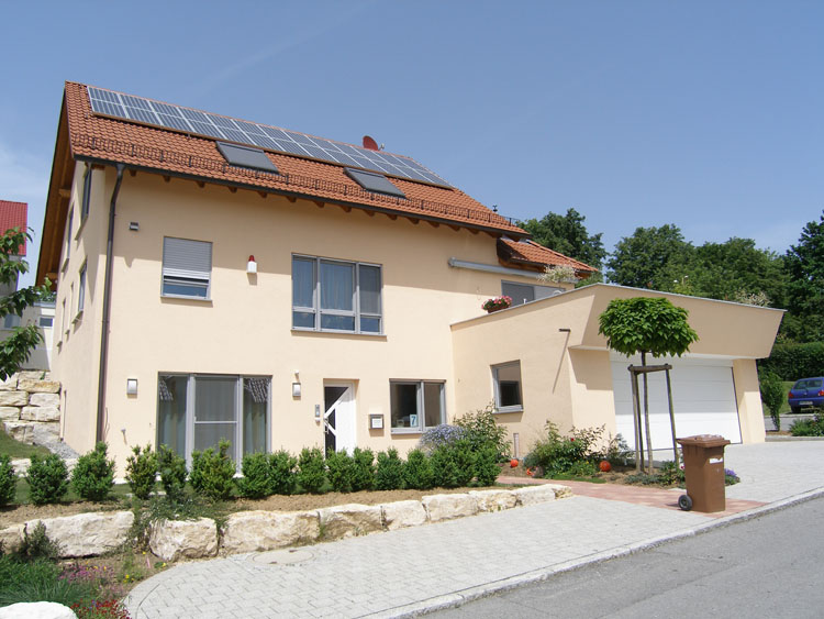 Siess Stukkateur GmbH in Kirchberg Fassadenoutz